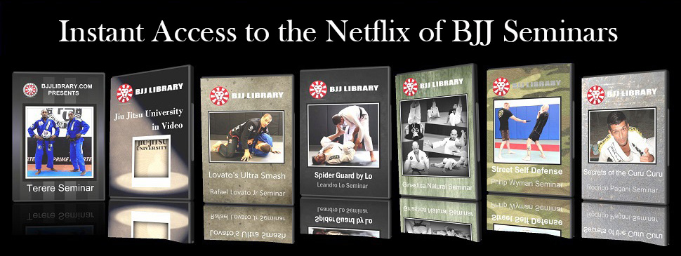 Get Instant Access to the Netflix of BJJ