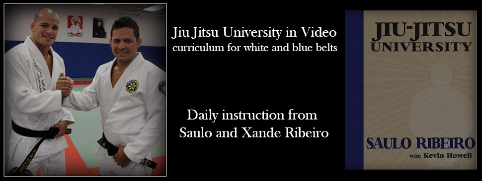 Get Instant Access to Jiu Jitsu University Curriculum