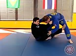 JJU 22-01 to 22-04 Sit Up Guard, Classic Sweep, Reverse Roll Sweep