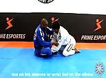 Terere Seminar 2 - Classic Butterfly Sweep when Opponent Sits Back