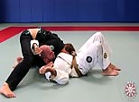Clark Gracie's Omoplata - Lapel Brabo Choke Variation from Side Control (Part 10/10)