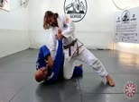 Gordo the Creator of Half Guard 7 - Countering Knee Cross Pass from Half Guard with Plan B or Back Take