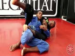 Jackson Sousa Spider Guard Sweeps 7 - Armbar from the Back with Kimura Grip