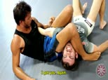 King of Anacondas with Milton Vieira 9 - Armbar against Anaconda Choke Attempt