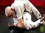 Fabio Santos Old School Secrets 5 - Wrist Lock from Top Closed Guard and the Punch Choke from Closed Guard Overwrap