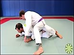 Eduardo Telles Turtle Guard Series 3 - Turtle Knee Pinch Sweep against Knee Slice Pass