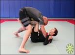 Xande No Gi Passing System 8 - Side Smash Posture from Headquarters