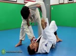 Romulo Barral Spider Guard Series 8 - Half Spider Tomoe Nage to Roll Through Sweep