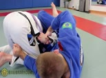 AJ Sousa Series 6 - Finishing an Armbar from the Omoplata