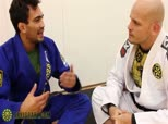 Lucas Leite Half Guard and Back Attacks 1 - Interveiw