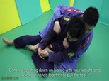 Yuki Nakai Series 3 - Toe Hold when Opponent is on Your Back