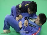 Yuki Nakai Series 6 - Armlock from Turtle on Top