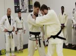 Travis Stevens Judo for BJJ 8 - Foot Sweep with 50/50 Grips