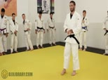 Travis Stevens BJJ for Judo 11 - Seoi Nage Footwork