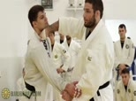 Travis Stevens Judo for BJJ 15 - Ippon Seoi Nage with Cross Collar Grip