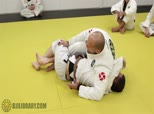 Inside the University 319 - Reverse Half Guard Pass to Mount