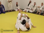 Inside the University 348 - Triangle Choke after Pulling Guard