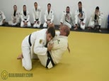 Inside the University 393 - Butterfly Guard Sweep with Shoulder Trapped