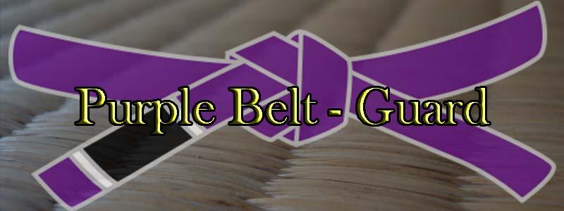 Purple Belt Guard