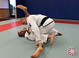 JJU  25-14 Double Under to Knee Cut Pass