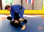 JJU 23-04 Knee Push Sweep from Reverse DLR