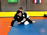 JJU 15-10 & 15-11 Hip Bump Sweep & Drill