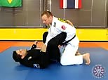 JJU 13-1 Footlock Escape from Guard