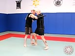 4. Knife Defense - Countering a Baton Slash