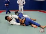 JJU 4-4 and 8-5 Reverse Kesa Gatame Survival to Reversal or Back Take