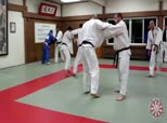 Xande Judo Randori Session 1 - Round 2 at Tenri Judo