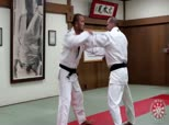 Xande Judo Randori Session 1 - Round 4 at Tenri Judo