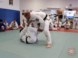 Stopping Berimbolo to Cross Knee Pass