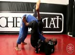 Jackson Sousa Spider Guard Sweeps 5 - Spider Guard to Triangle or Omoplata