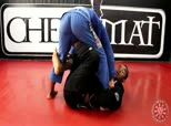 Jackson Sousa Spider Guard Sweeps 11 - Spider Guard to Footlock X Guard Tripod Sweep