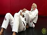 Fabio Santos Old School Secrets 2 - Spinning Armbar and Triangle Combo from Side Control