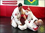 Fabio Santos Old School Secrets 4 - Spider Guard Scissor Sweep and Reverse Tripod Sweep Combination