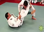 Inside the University 117 De la Riva Guard Part 2 - Deep De la Riva Knee Push Sweep