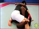 Wilson Reis UFC Fighter Favorites 8 - Half Guard to Failed Butterfly Hook Sweep to Switchback Hook Sweep