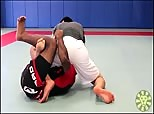 Wilson Reis UFC Fighter Favorites 10 - Fake Butterfly Hook Sweep to Calf Slicer