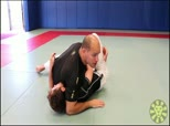 Xande's No Gi Half Guard Passing 10 - No Arm Guillotine from Negative Half Guard