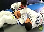 Andre Galvao Reverse De la Riva 5 - Reverse De la Riva to Rolling Kimura Trap and Finishing Kimura with Armbar, Backtake, or Leg Squeeze Choke