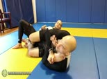 James Puopolo No Gi Butterfly System 4 - Failed Overhook Butterfly Hook Sweep to Rolling Kneebar