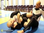 James Puopolo No Gi Butterfly System 9 - Fifty Fifty Kneebar on Inside Leg
