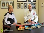 James Puopolo No Gi Butterfly System 11 - Interview with James Puopolo: Part 1