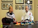 James Puopolo No Gi Butterfly System 12 - Interview with James Puopolo: Part 2