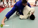 BJJ Library Challenge One Contestants Series 8 - Back Take and Choke