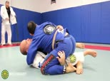 Inside the University 176 - Deep Half Guard Transition from Half Guard.