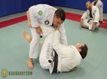 Inside The University 215 - Passing the Half Guard by Kicking Your Leg Back