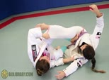 Luiza Monteiro Series 7 - Transitioning from Spider Guard to X-Guard