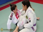 Luiza Monteiro Series 12 - Reverse Armbar from 50/50 Guard